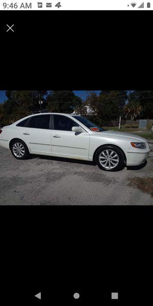 2006 Hyundai Azera Limit Edition. for Sale in Yulee, FL
