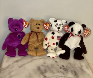 TY Original Beanie Babies for Sale in San Leandro, CA