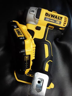 XR Impact Drill + 20V Max Battery Pack for Sale in Brooklyn, NY