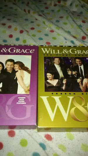 Will and Grace Season 6 and Final Season DVD sets for Sale in Little Egg Harbor Township, NJ
