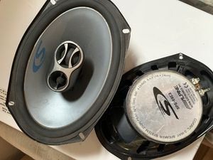 Alpine 6x9 Speakers for Sale in Detroit, MI