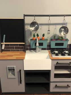 KidKraft Farm to Table Play Kitchen for Sale in Baltimore, MD