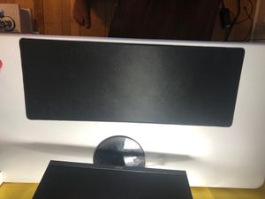 11 x 31in black gaming mouse pad for Sale in Madison, WI
