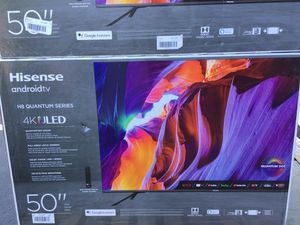 "50"" inch ULED 4K Android for Sale in Whittier, CA"