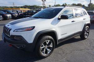 2014 Jeep Cherokee Trailhawk for Sale in Hyattsville, MD