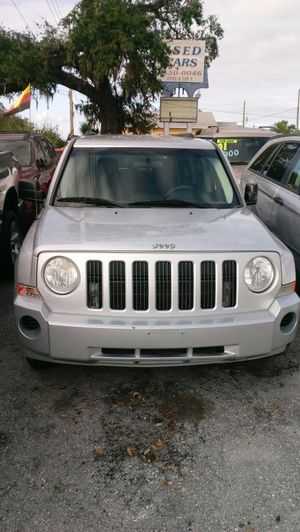 JEEP PATRIOT..ONLY 98 K..STANDARD..NO ACCIDENT..CLEAN TITLE..NO PROBLEM for Sale in Orlando, FL