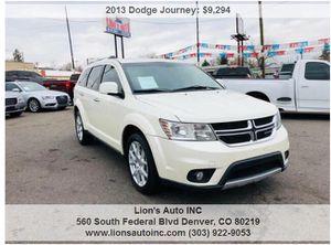 2013 DODGE JOURNEY for Sale in Denver, CO