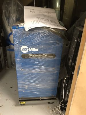 Syncrowave 350 ( Miller brand) welder for Sale in Saugus, MA