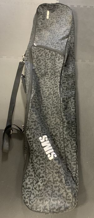 Sims large 163 travel snowboard bag for Sale in Las Vegas, NV