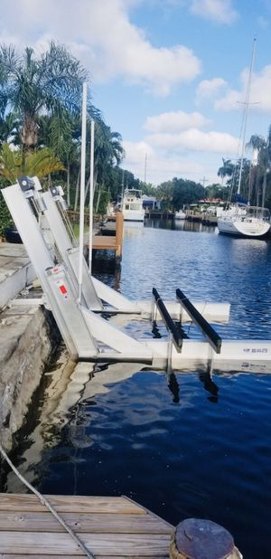 Boat Lifts/ Sea Walls/ Decking for Sale in HALNDLE BCH, FL