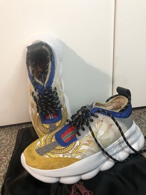 Versace chain reaction Size 43 EUR and 10 US for Sale in Washington, DC