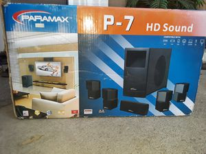 Paramax HD sound for Sale in Lake Elsinore, CA