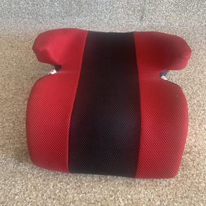 Booster Car Seat (Red & Black) for Sale in Chula Vista, CA