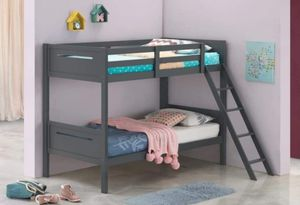 Bunk Bed For Sale - Mattress Not Included for Sale in McDonough, GA