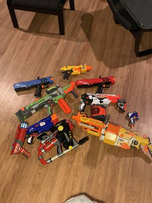Nerf guns for Sale in Mohrsville, PA