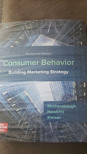 Consumer Behavior for Sale in San Jose, CA