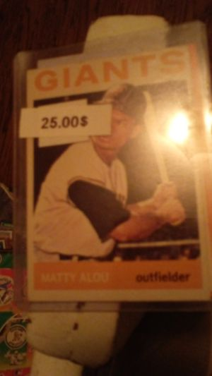 Topps baseball card #204 for Sale in Procious, WV