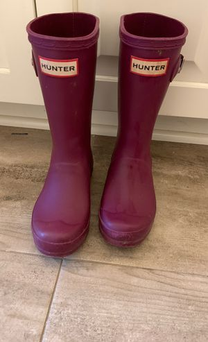 Girls Hunter boots for Sale in Damascus, OR
