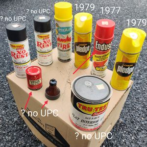 Vintage products (cleaners, paint fire extinguisher) for Sale in Ephrata, PA