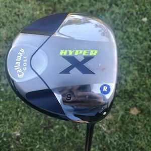 Calloway HyperX 9 Degree With Head Cover for Sale in Boynton Beach, FL