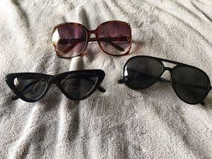Sunglasses (lot of 3) Nordstrom, H&M, Nordstrom Rack for Sale in Salt Lake City, UT
