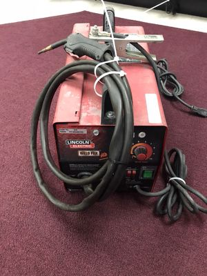 Lincoln electric welder pack for Sale in Austin, TX