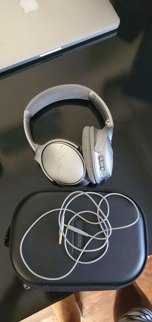 Bose QC 30 Noise Cancelling Wireless Headphone for Sale in Brockton, MA