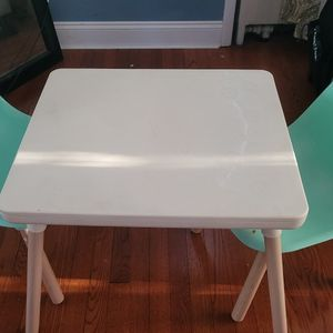 Kids Table And Two Chairs for Sale in Westfield, NJ