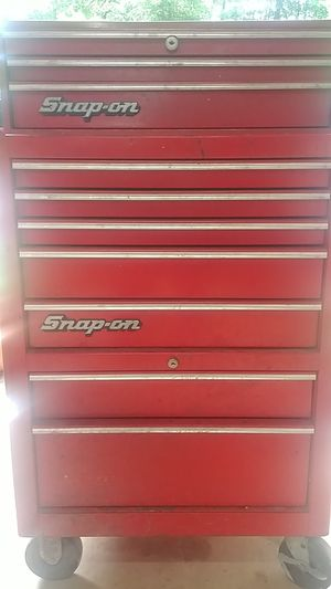 Snap on tool box for Sale in Frederick, MD
