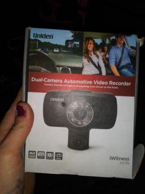Dual car camera for Sale in Tulsa, OK