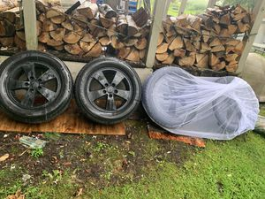 Pontiac Grand Prix tires and rims!! for Sale in Plattsburgh, NY