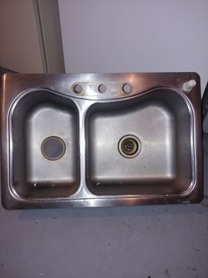 Stainless steel sink for Sale in Snohomish, WA