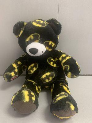 Build a bear Batman for Sale in Sunnyvale, CA