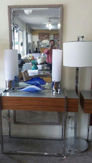 Juegos de lámparas moderna for Sale in Hialeah, FL