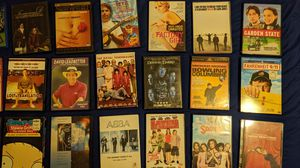 28 dvds, blu ray and 5 seasons for Sale in Toledo, OH