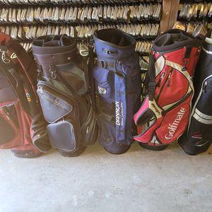 Cart/Carry Golf Bag $30/ea for Sale in San Antonio, TX