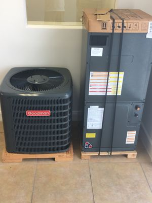3 ton air conditioner new complete with 10 years warranty for Sale in Orlando, FL