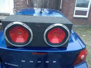 2 1200 watt xplods for Sale in Detroit, MI