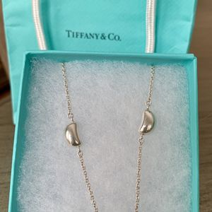 * RARE- Tiffany & Co. 3 bean necklace for Sale in Orange, CA