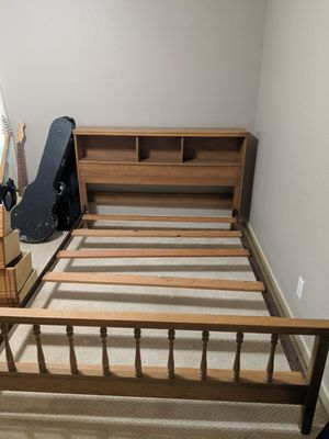 Full size bed frame for Sale in Boyd, TX