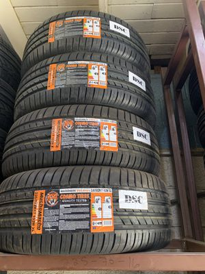 235/55/17 new tire for Sale in Arlington, TX