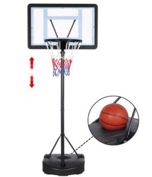 🏀⛹️ Portable Basketball Hoop 7-9ft Height Adjustable for Sale in Los Angeles, CA