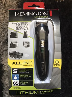 Remington PG6025 All-in-1 Lithium Powered Grooming Kit, Beard Trimmer for Sale in Alhambra, CA