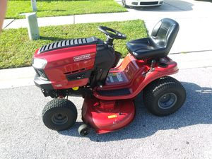Craftsmen 46 inch Tractor for Sale in Riverview, FL