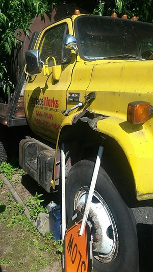 Parting out 79 GMC 7000 366 big block Allison Transmission for Sale in Seattle, WA
