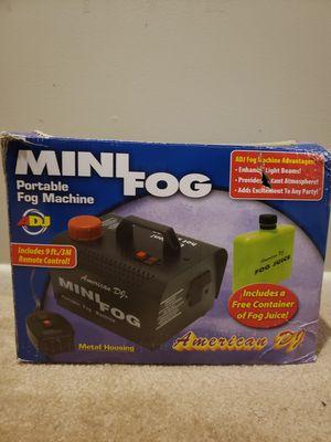 Mini Fog Machine for Sale in Aurora, IL