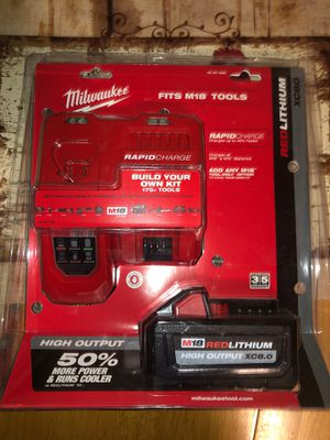 M18 battery and rapid charger for Sale in Sacramento, CA
