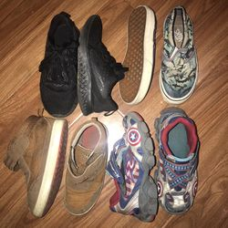 Boy's Shoes Size 11, 12, 13c, 1 for Sale in Ontario,  CA
