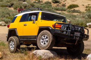 FJ Cruiser ARB front bumper and lights for Sale in Temecula, CA