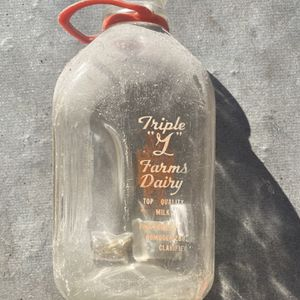 Old milk bottle for Sale in Dundalk, MD